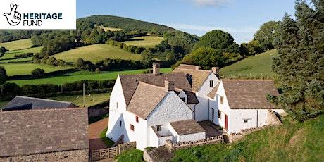 Llwyn Celyn, Monmouthshire - Public Open Days tickets
