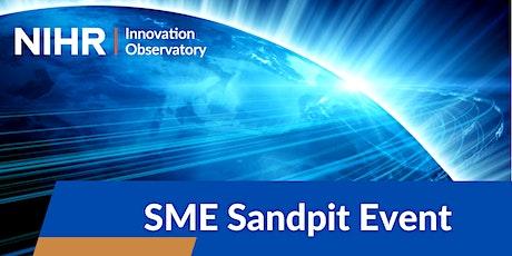 NIHR Innovation Observatory SME Sandpit Event tickets