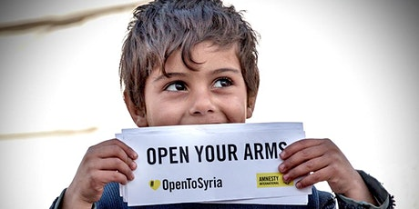 Marking 10 years of atrocity and human rights abuses in Syria tickets