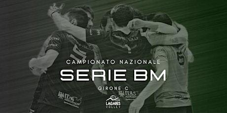 Campionato BM Volley: Policura Lagaris Volley - Canottieri Ongina PC tickets