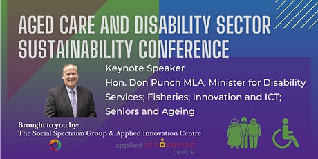 Aged Care and Disability Sector Sustainability Conference 2021 tickets