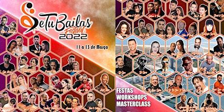 Setubailas Festival 2K22 bilhetes