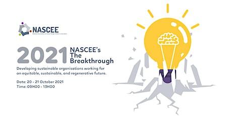 NASCEE Breakthrough tickets