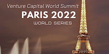 Paris 2022 (New Date) Venture Capital World Summit billets