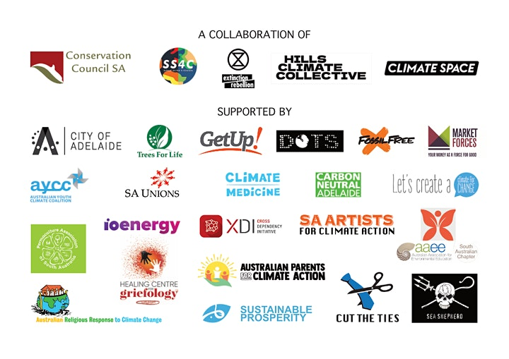 Climate art - taking our campaigns to a whole new level image