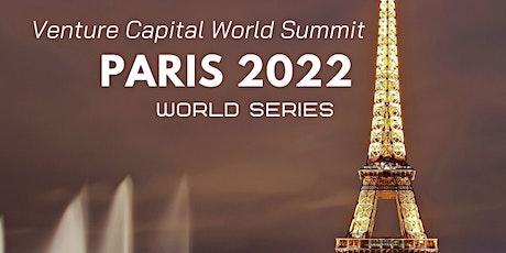 Paris 2022 Q3 Venture Capital World Summit tickets