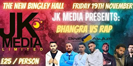 Bhangra VS Rap tickets