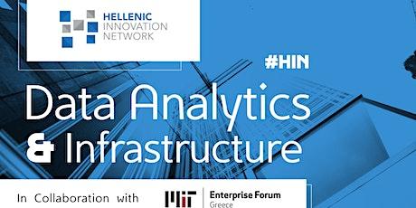 Data Analytics & Infrastructure tickets