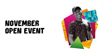 Leeds City College Open Event tickets