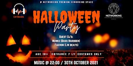 Halloween Party ft Dj Faeron and Nenko tickets
