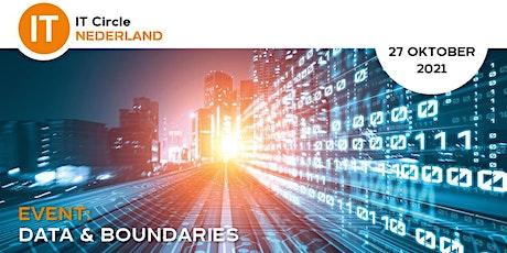 Data & Boundaries tickets