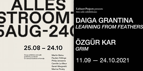 FINISSAGE of ALLES STROOMT and Liebaert Projects tickets