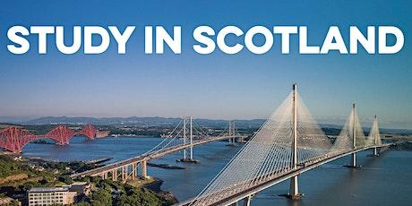 Study in Scotland Virtual Event entradas