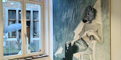 Melancholia | artist talk door Marta en Slava bij PontArte tickets