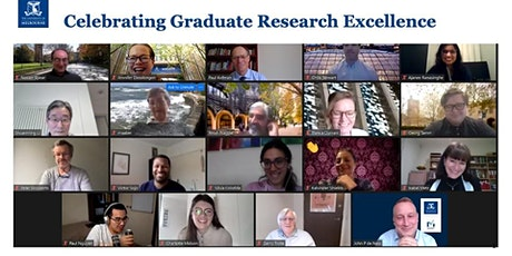 Celebrating Graduate Research Excellence in Business and Economics tickets