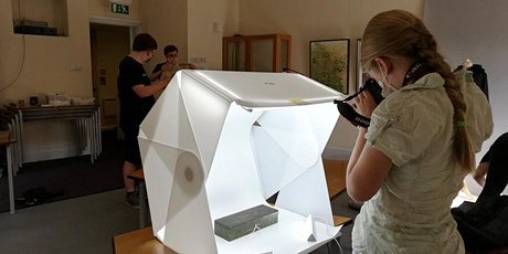 Free Photography Workshop: Museum Objects tickets