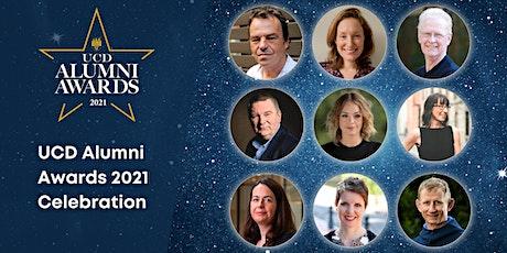 UCD Alumni Awards 2021 Virtual Celebration tickets