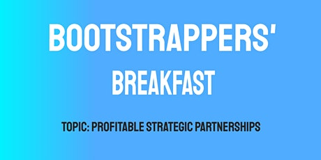 How to Attract Profitable Strategic Partnerships for Your Business tickets
