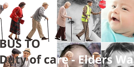 Bus to XR Elders Walk Hobart tickets