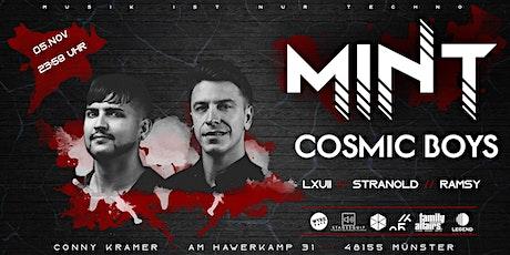 MINT w/ COSMIC BOYS Tickets