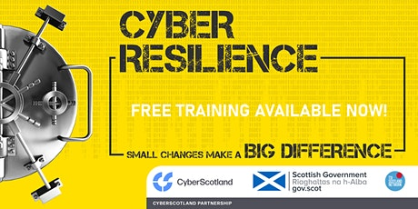 Cyber Resilience Training tickets