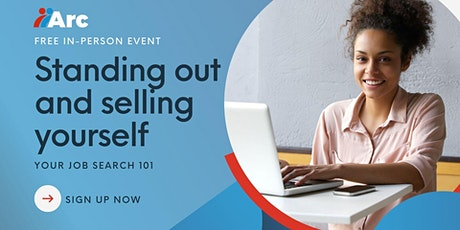 Standing Out and Selling Yourself: Your Job Search 101 tickets