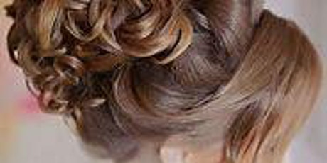 Hair-up styling tickets