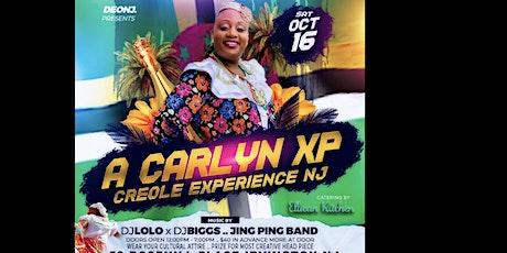 A Carlyn XP Creole Experience NJ tickets