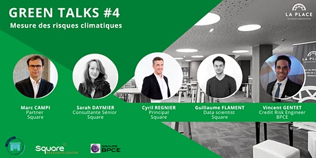 Green Talk #4 : Mesures des risques climatiques billets