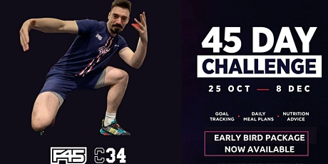 F45 Holloway 45 day Challenge Info Session tickets