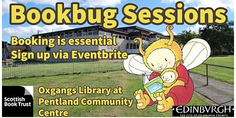 Oxgangs Library Bookbug at Pentlands Community Centre tickets
