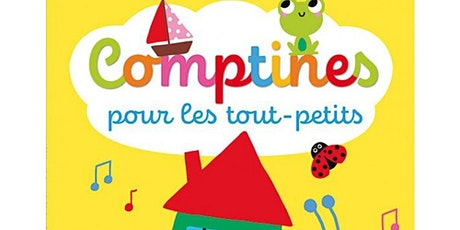 French Rhyme time @Leyton Library tickets