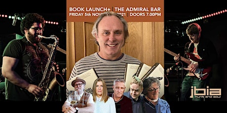 Book Launch Plus - The Girl, The Crow, The Writer And The Fighter tickets