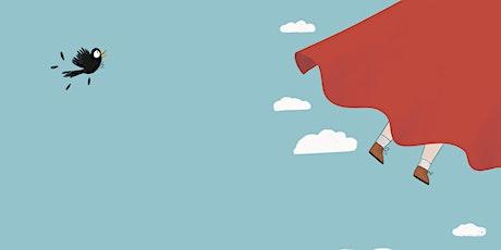 Boekvoorstelling 'Michiel,de superheld' tickets
