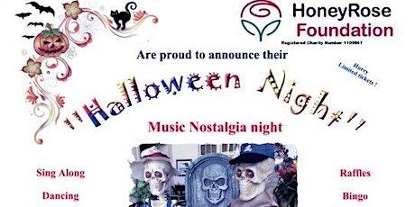 Halloween Charity Night tickets