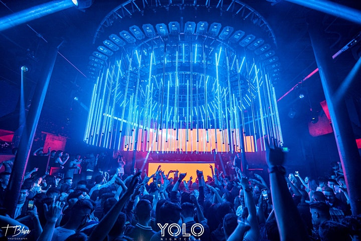 PERREO HALLOWEEN @YOLO NIGHTCLUB SF! | SAT OCT 3OTH | 4+ DJS!! image