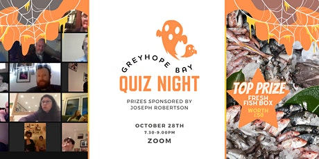 Greyhope Bay Quiz Night Fundraiser tickets