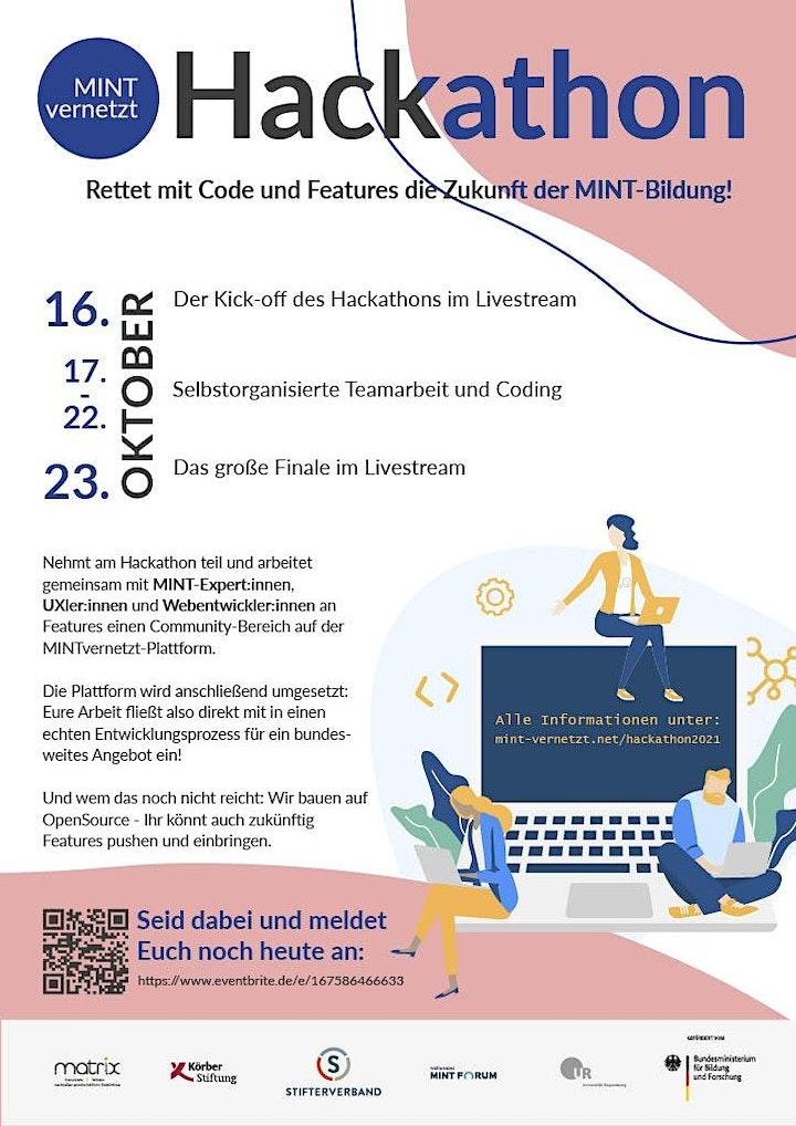 MINTvernetzt Hackathon: Bild