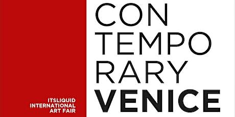 CONTEMPORARY VENICE 2021 – THE SECRET GARDEN tickets