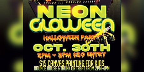 Neon Glow-ween Costume Party by Ileisha Tevis tickets