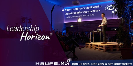 Leadership Horizon Conference 2022 tickets