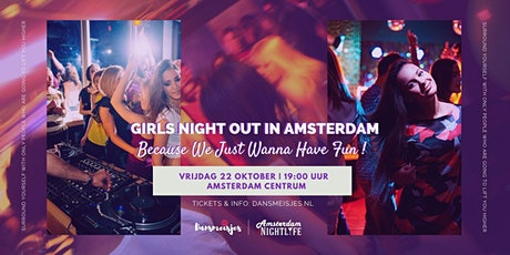 Girls Night Out in Amsterdam tickets