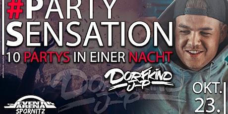 #Party Sensation // 10 Partys in einer Nacht Tickets