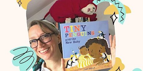 Author Story Time and Craft with Jane Porter, Plumstead Library tickets
