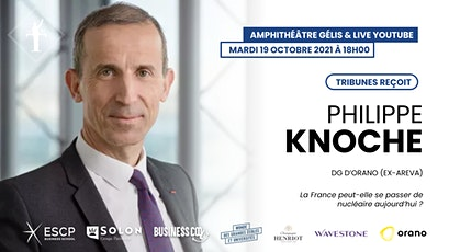 Tribunes reçoit Philippe Knoche billets