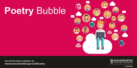 Poetry Bubble tickets