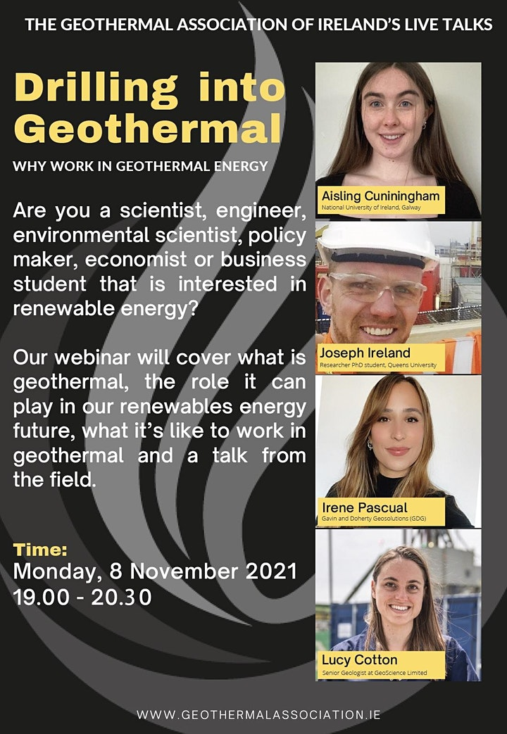 Drilling into Geothermal image