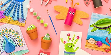 Art and Craft  fun day @Leyton Library tickets