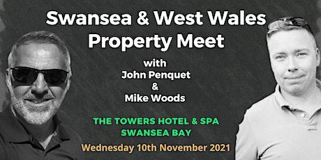 Swansea & West Wales Property Meet tickets