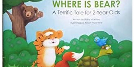 New Parent Support's  Virtual Play Morning: Where is Bear? tickets